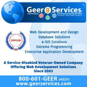 Geer Services SDVOSB Web Development