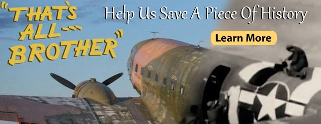 Save the Airplane that Led the D-Day Invasion